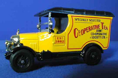 Oxford Diecast Co-op English & Scottish