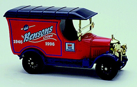 Oxford Diecast Bensons (old logo)