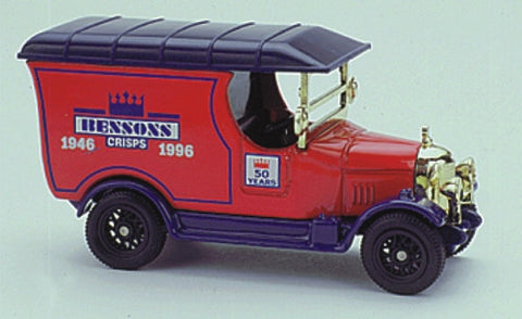 Oxford Diecast Bensons (new logo)