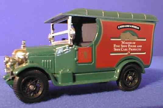 Oxford Diecast Carr Day & Martin Polish