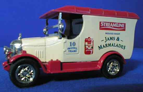 Oxford Diecast Streamline