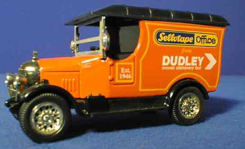 Oxford Diecast Dudley (Sellotape)