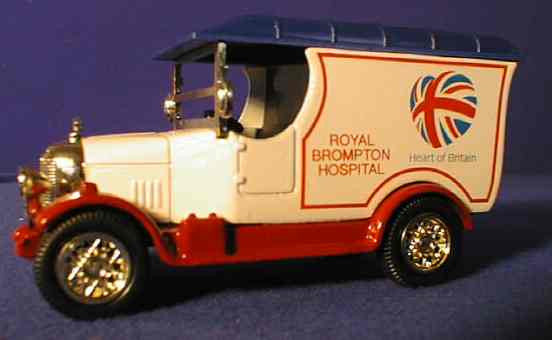 Oxford Diecast Heart of Britain