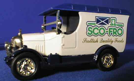 Oxford Diecast Sco Fro/Iceland