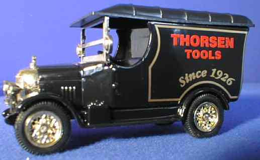 Oxford Diecast Throston (USA)