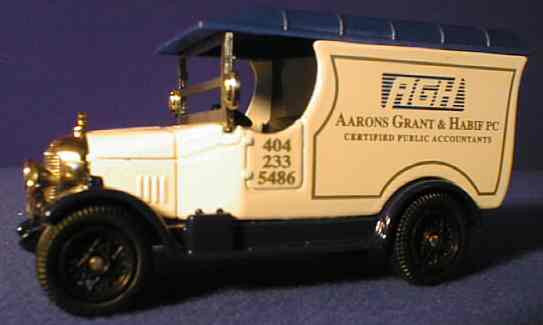 Oxford Diecast AGH (USA)