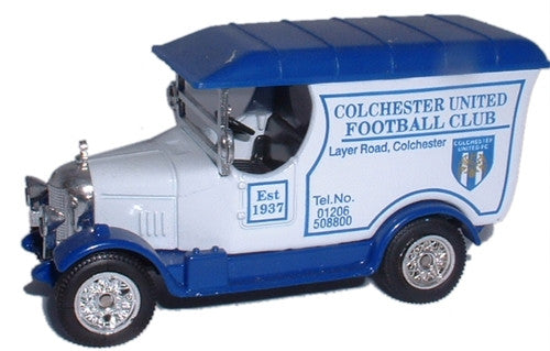 Oxford Diecast Colchester