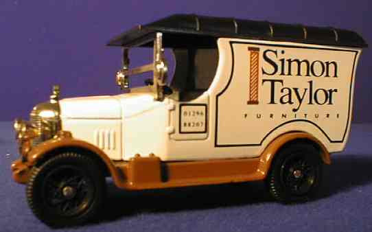 Oxford Diecast Simon Taylor
