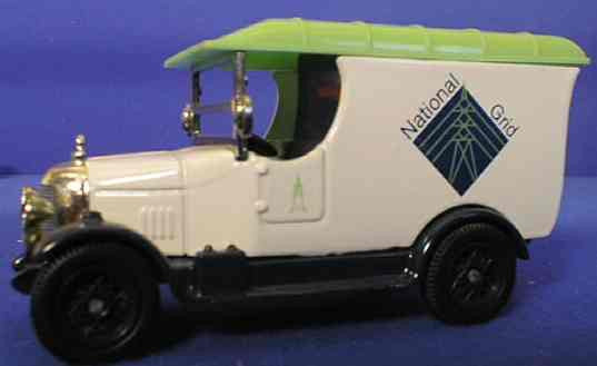 Oxford Diecast National Grid
