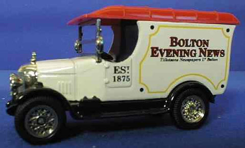 Oxford Diecast Bolton Evening News
