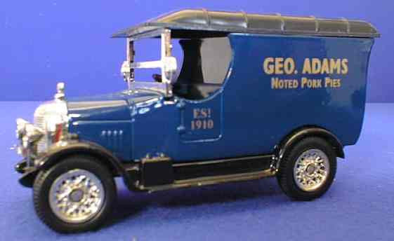 Oxford Diecast Geo Adams