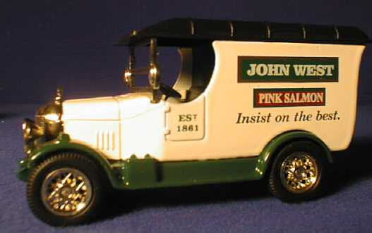 Oxford Diecast John West Australia