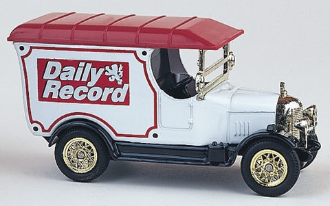 Oxford Diecast Daily Record