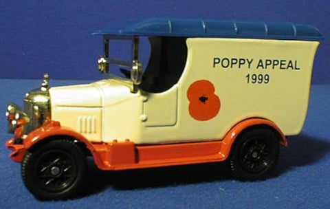 Oxford Diecast British Legion