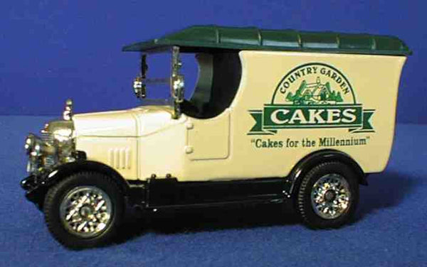 Oxford Diecast Country Garden Cakes