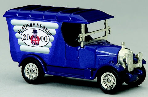 Oxford Diecast Platinum