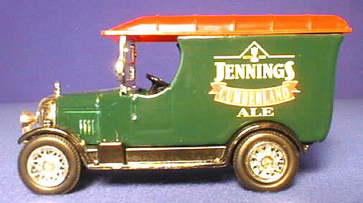 Oxford Diecast Jennings Cumberland Ale