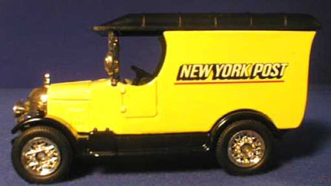 Oxford Diecast New York Post