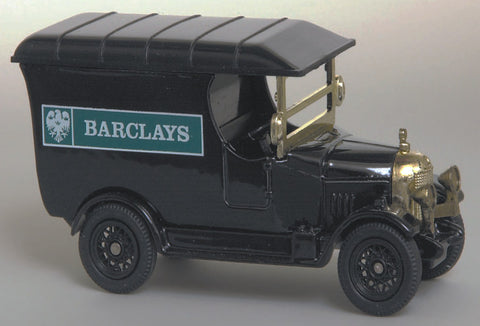 Oxford Diecast Barclays