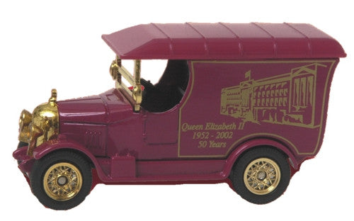 Oxford Diecast Royalty National Promotion