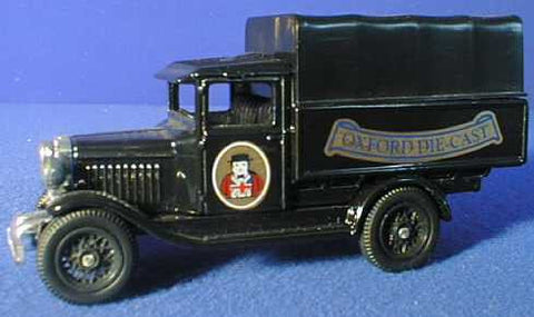 Oxford Diecast ODC