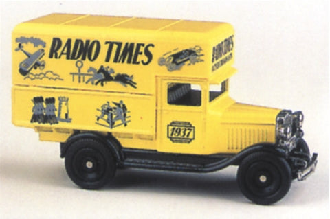 Oxford Diecast Radio Times