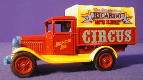 Oxford Diecast Broncho Bill Ricardo