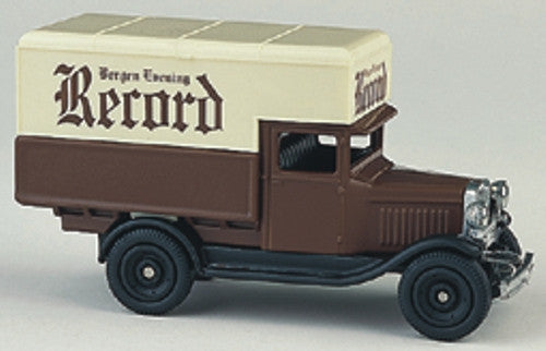 Oxford Diecast Bergen Daily Record