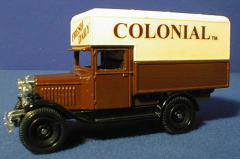 Oxford Diecast Colonial