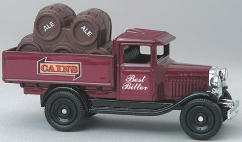 Oxford Diecast Cains Beer Trusk