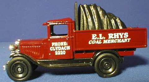 Oxford Diecast Rhys Coal