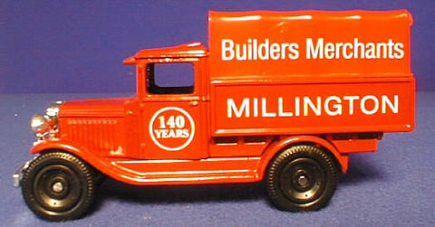 Oxford Diecast Millingtons