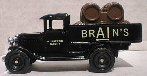 Oxford Diecast Brains Brewery