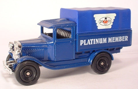 Oxford Diecast Platinum 2001