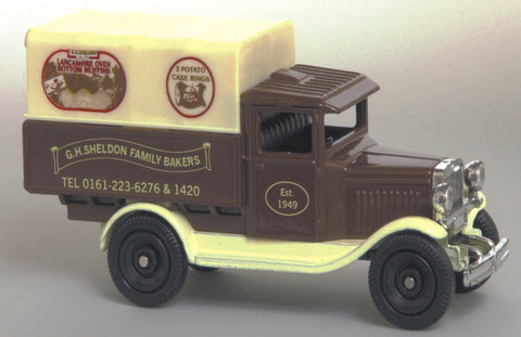 Oxford Diecast Sheldons