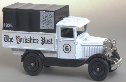 Oxford Diecast Yorkshire Post