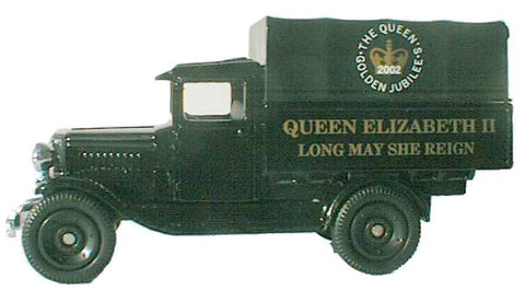 Oxford Diecast Queen Elizabeth II