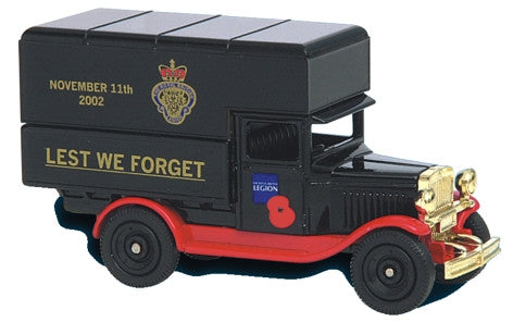 Oxford Diecast British Legion 2002