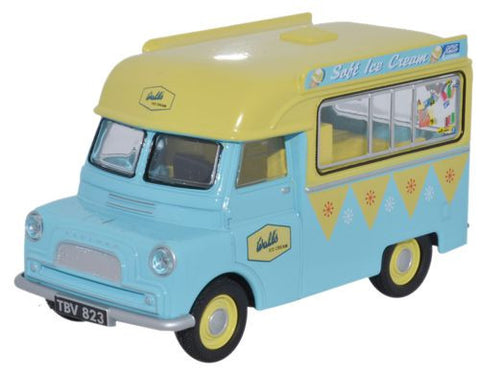 Oxford Diecast Walls Ice Cream - 1:43 Scale