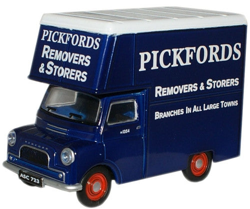 Oxford Diecast Pantechnicon - 1:43 Scale