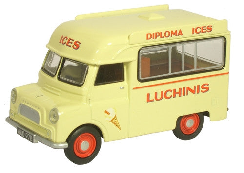 Oxford Diecast Luchini's Ice Cream - 1:43 Scale