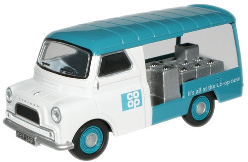 Oxford Diecast Co-op Bedford CA Milk Float - 1:43 Scale