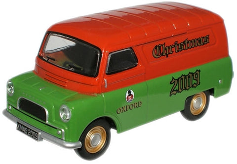 Oxford Diecast Christmas 2009 - 1:43 Scale