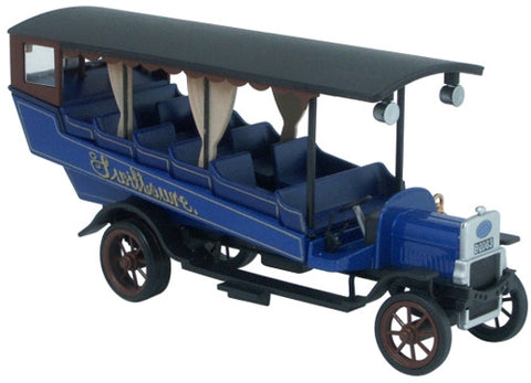 Oxford Diecast Swiftsure Charabanc - 1:76 Scale