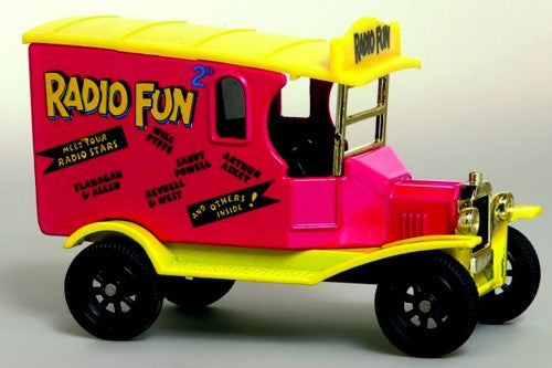 Oxford Diecast Radio Fun