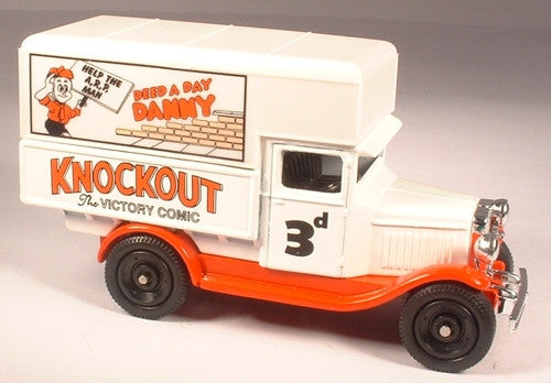 Oxford Diecast Knockout