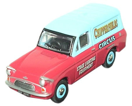 Oxford Diecast Chipperfields Anglia Lighting Equipment - 1:76 Scale