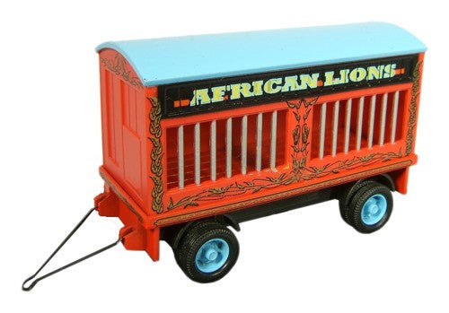 Oxford Diecast Lion Trailer - 1:76 Scale