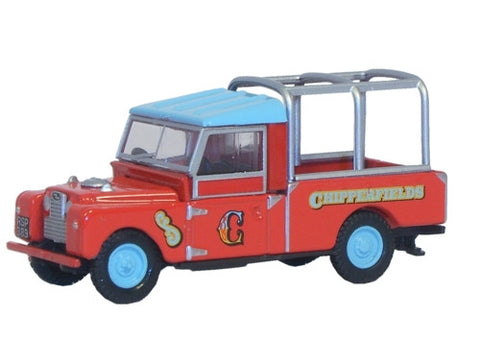 "Oxford Diecast Land Rover Series 1 109"" Frame - 1:76 Scale"
