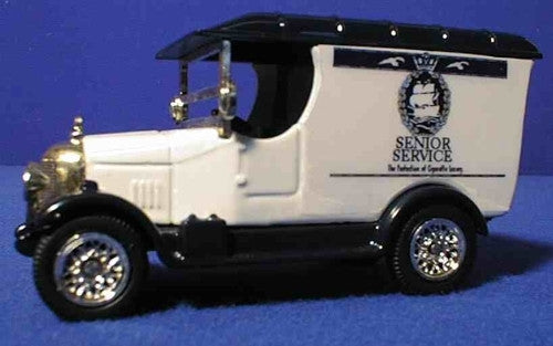 Oxford Diecast Senior Service